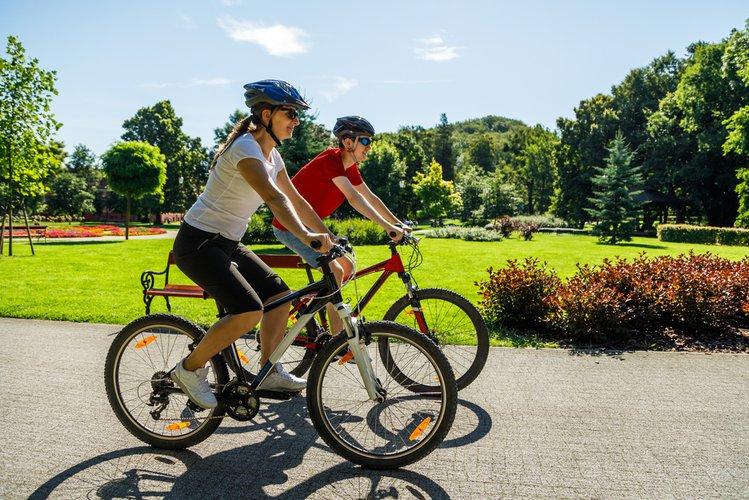 Czy jak regularnie jeżdżąc na rowerze można schudnąć