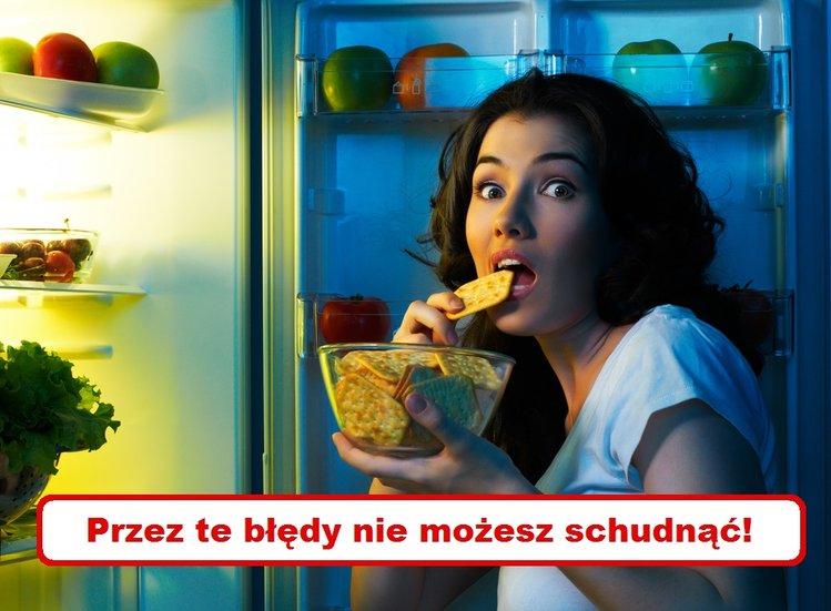 Jem mało i nie mogę schudnąć - Zdrowy styl życia