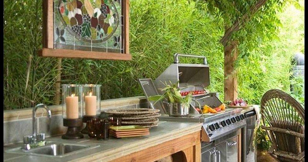 Ogrodowa kuchnia Kobieceinspiracje pl