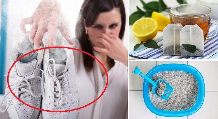 50255e07 Brzydki zapach z obuwia? Poznaj 7 domowych sposobów na jego usunięcie!