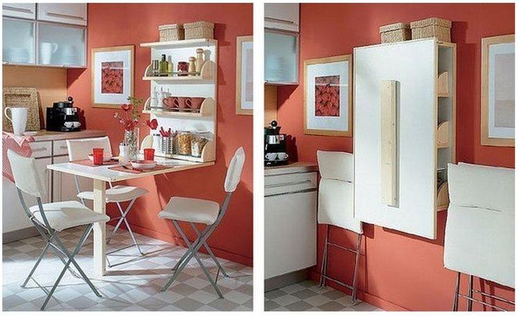 Praktyczny Stół Do Małej Kuchni Kobieceinspiracjepl