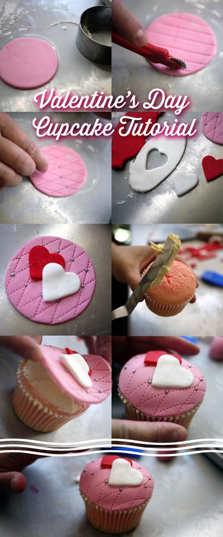 Как из кекса сделать торт
