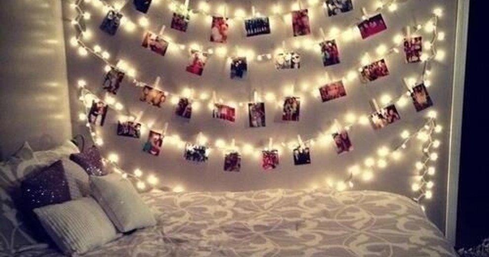Tumblr room ideas diy with lights