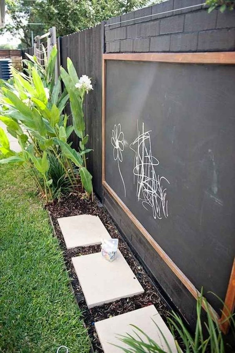 Доска для рисования на улице своими руками